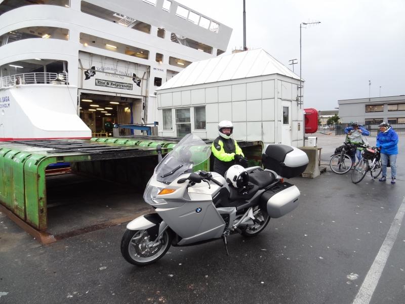 Tour Norge turen dag 2, Oslo færgehavn - domås image