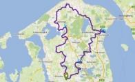 Tour 162_Veksø - Nord Sjælland-Rundt image