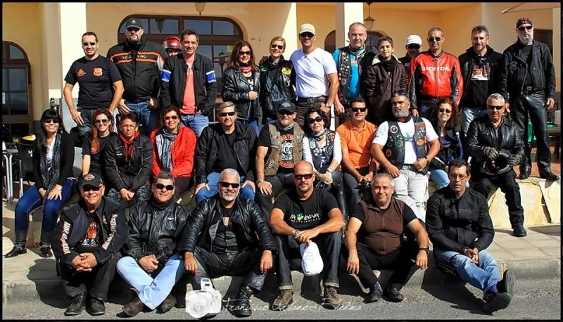 Tour XXI Touring Ride Fuerteventura - Lanzarote image