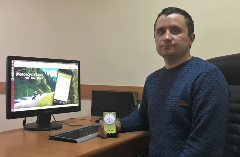 Ivan - Team leader and Android developer