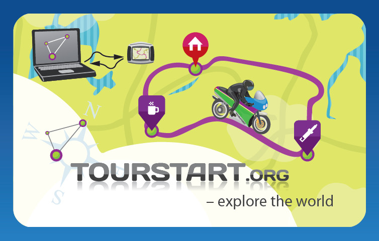 Tourstart illustration