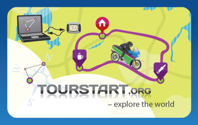 www.tourstart.org - motorcycle tour, motorcycle route and motorcycle event