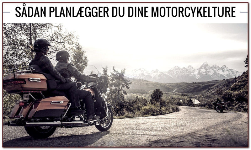 How to plan a motorcycle ride - Fjaldal.com