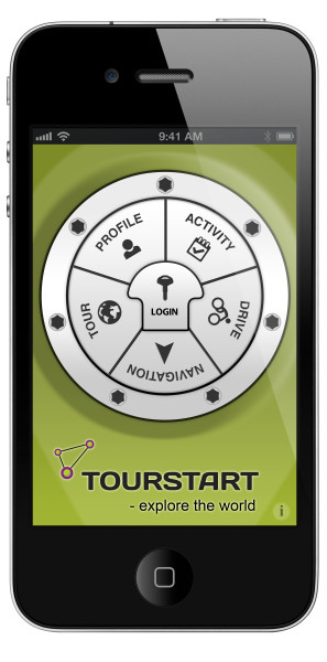 Motorcycle Ride Planner and Navigation app for iPhone